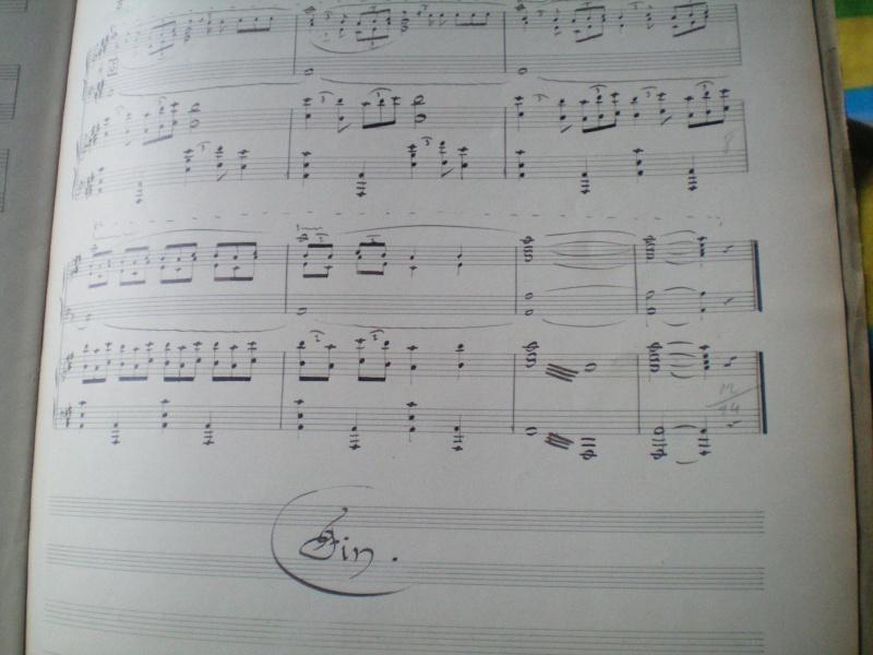 """Alphonse MUSTEL: """"Scène / Suite ottomane"""": Composition mystérique Docume15"""