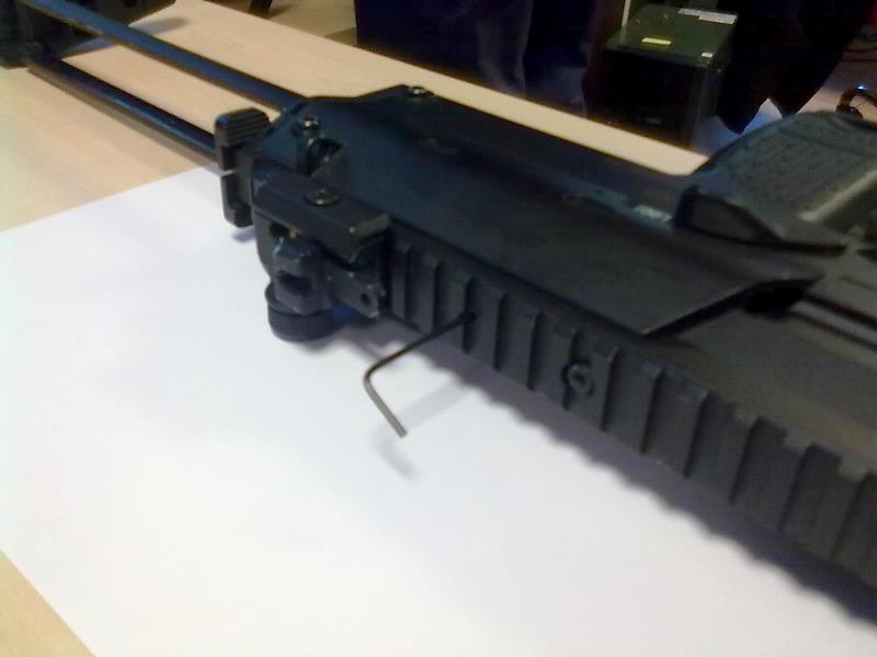 Ajuste motor MP7 R-4 Ajuste10