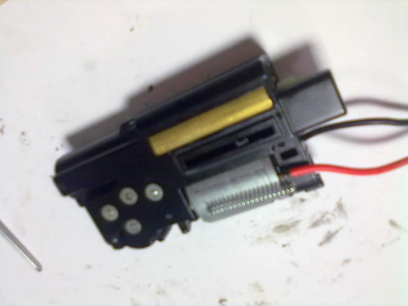 Ajuste motor MP7 R-4 Ajuste14