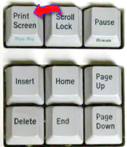 Como hacer capturas de pantalla Prints10