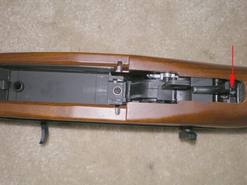 Problema con selector de tiro en M14 669 JAE-100 Kart Cut Off Lever a fondo Sin_tr10