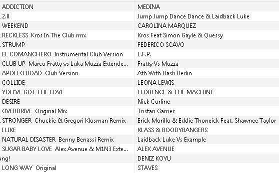 DJ DAVIDE GLAMOUR Cattur37
