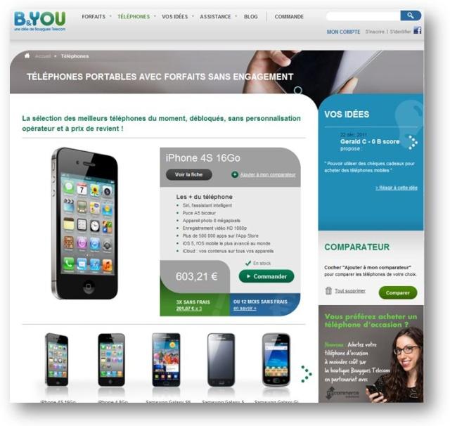 Achat d'un mobile d'occasion : Le développement durable en application Captur51