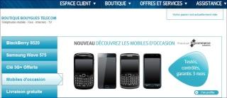 Achat d'un mobile d'occasion : Le développement durable en application Captur55