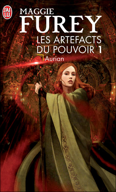 FUREY Maggie - Les artefacts du pouvoir - Tome 1 : Aurian  Les_ar10