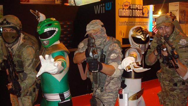 Paris Games Week 2012 en compagnie de la The Unit 17825910