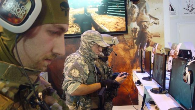 Paris Games Week 2012 en compagnie de la The Unit 33480310