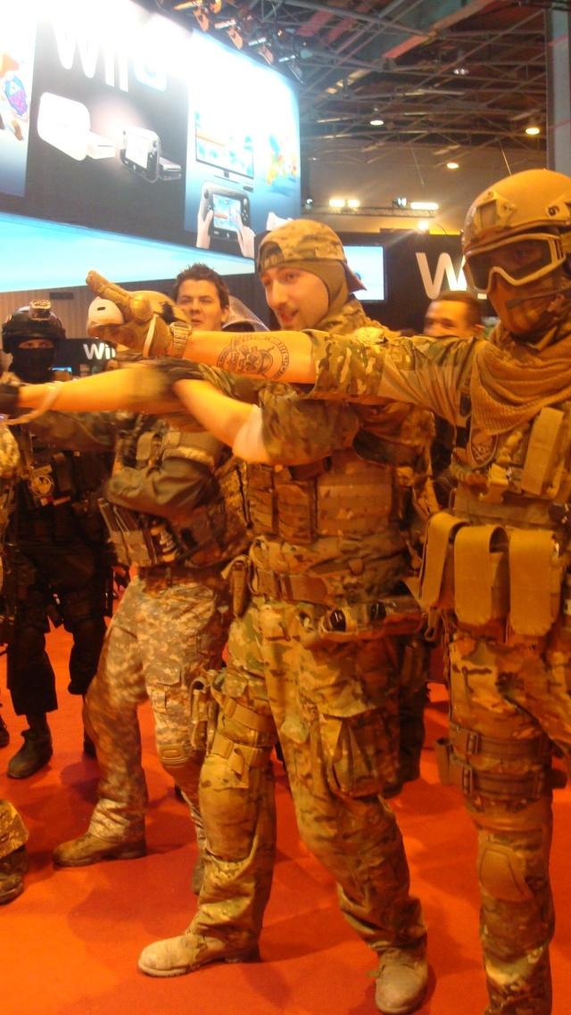 Paris Games Week 2012 en compagnie de la The Unit 53623_10