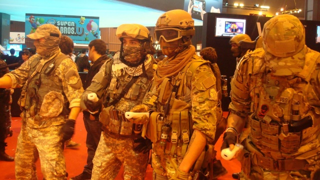 Paris Games Week 2012 en compagnie de la The Unit 54242_10
