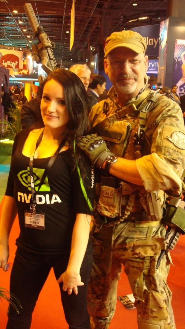 Paris Games Week 2012 en compagnie de la The Unit 61537610