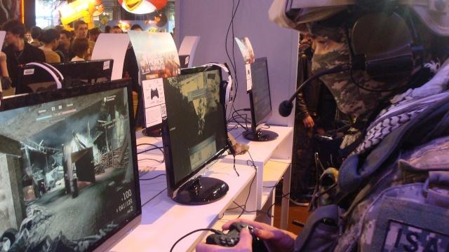 Paris Games Week 2012 en compagnie de la The Unit 61561910