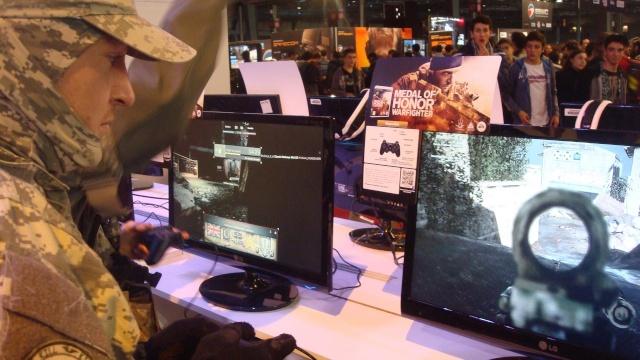 Paris Games Week 2012 en compagnie de la The Unit 61586010