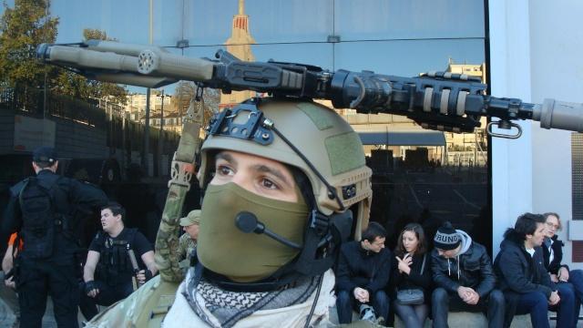 Paris Games Week 2012 en compagnie de la The Unit 62265810