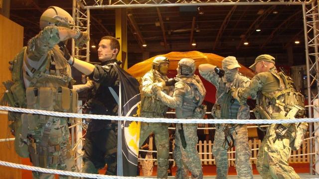 Paris Games Week 2012 en compagnie de la The Unit 66539910
