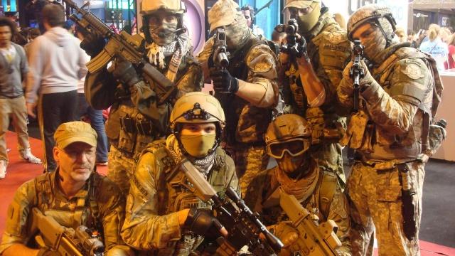 Paris Games Week 2012 en compagnie de la The Unit 78249_10