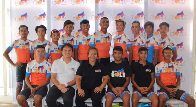 GO FOR GOLD PHILIPPINES Team-g10