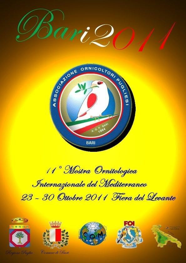 Mostra Ornitologica Internazionale del Mediterraneo 2011 Locand10