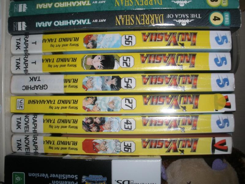 [SELLER] Manga P6190011