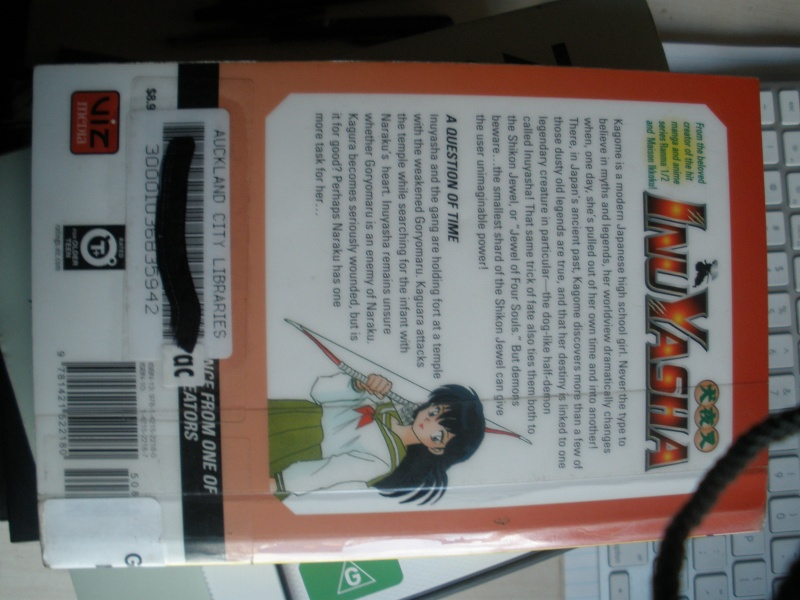 [SELLER] Manga P6190013
