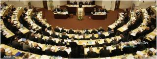 Assemblée plénière des Evêques de France Assemb10