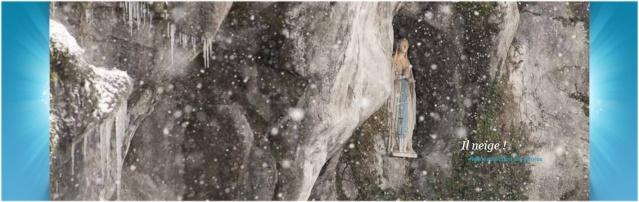 Neuvaine à NOTRE-DAME* de LOURDES  Grotte19
