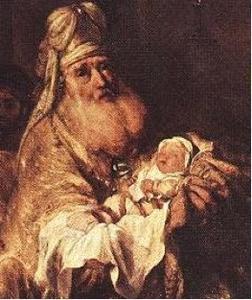 Sainte fête de la Présentation de Jésus au Temple! Prasen11