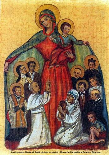 Joyeuse Fête de tous les Saints! Vierge23