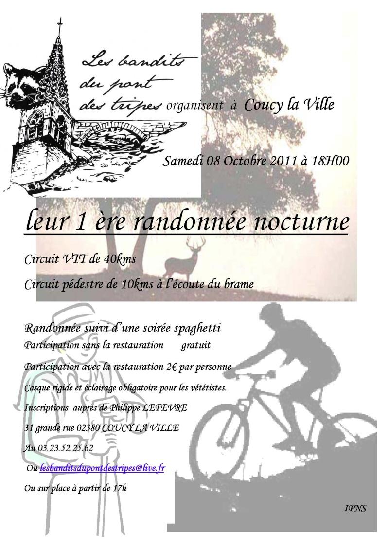 Rando Nocturne - Coucy la Ville - 08/10/11 Randon10