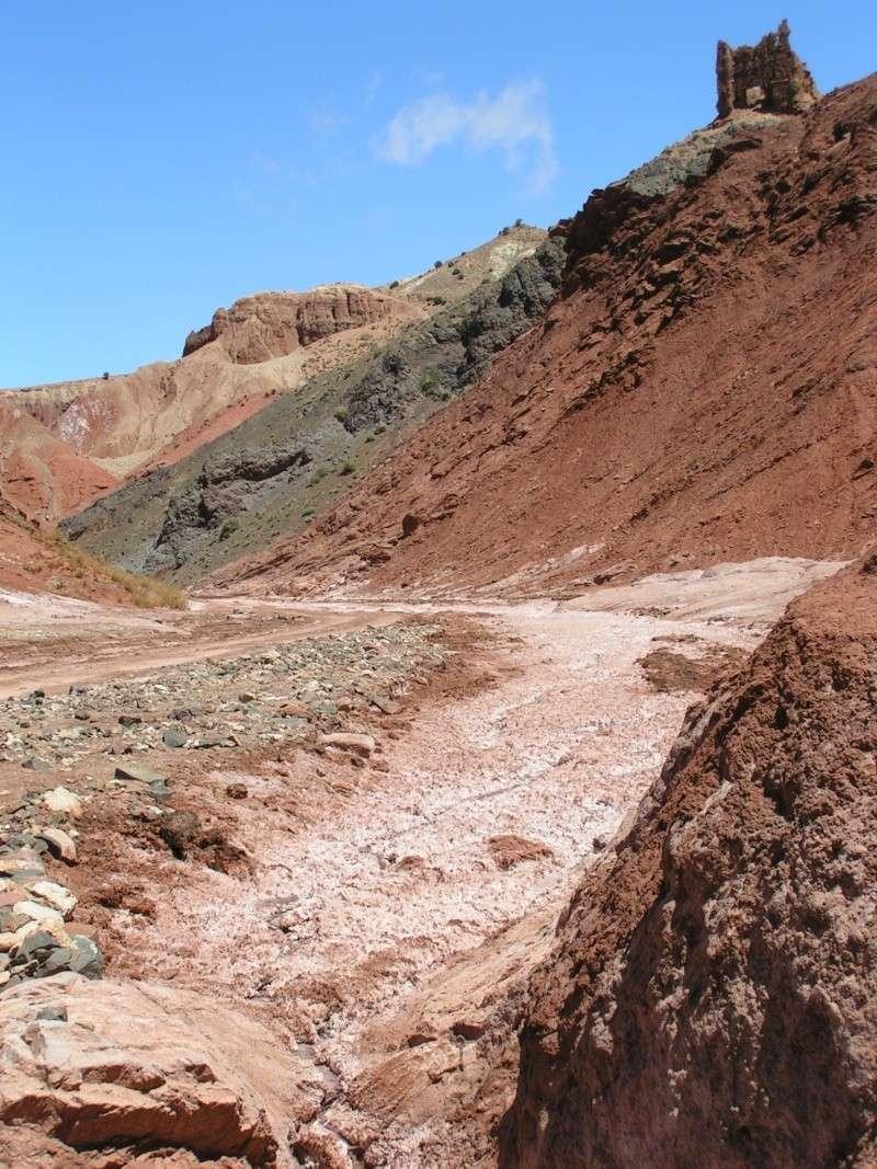 route Aït benhaddou,  Telouet, col du tichka Pict0112