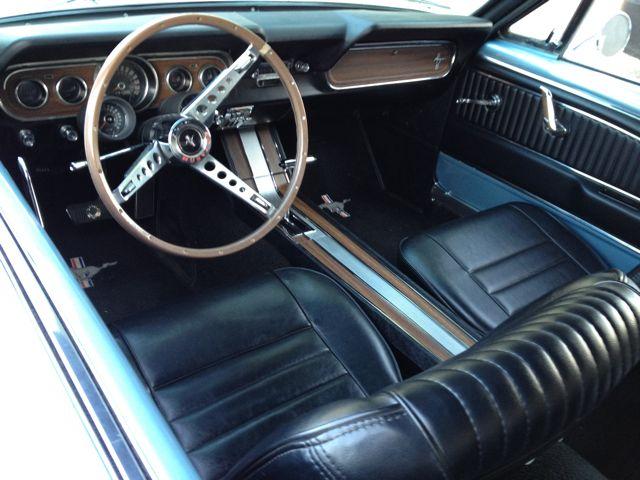 Mustang Hardtop 1966 Img_3910