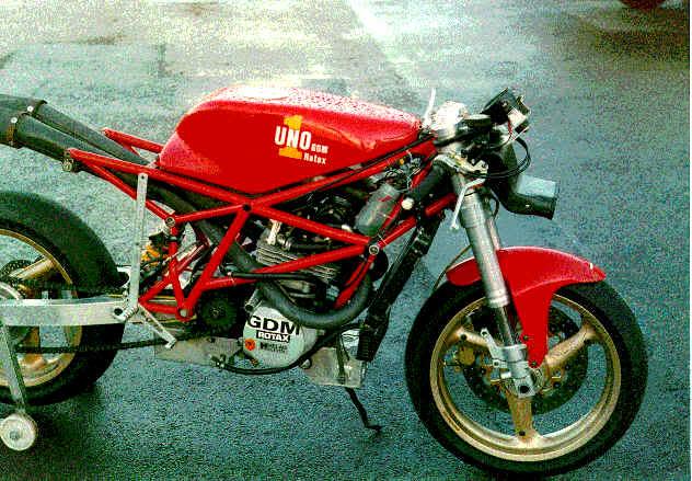 MONO UNO ROTAX RACERS Uno110