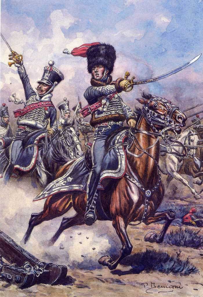 images Napoléonienne Charge10