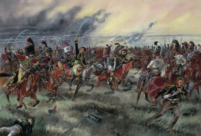 images Napoléonienne Charge11