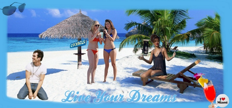 Live Your Dreams - MSN 12345614