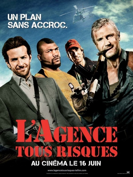 L'agence tous risques Ateam11