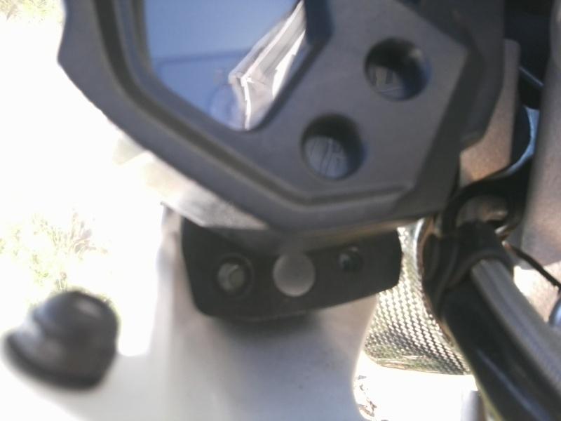TUTO:remplacer son dessus de compteur Photo015