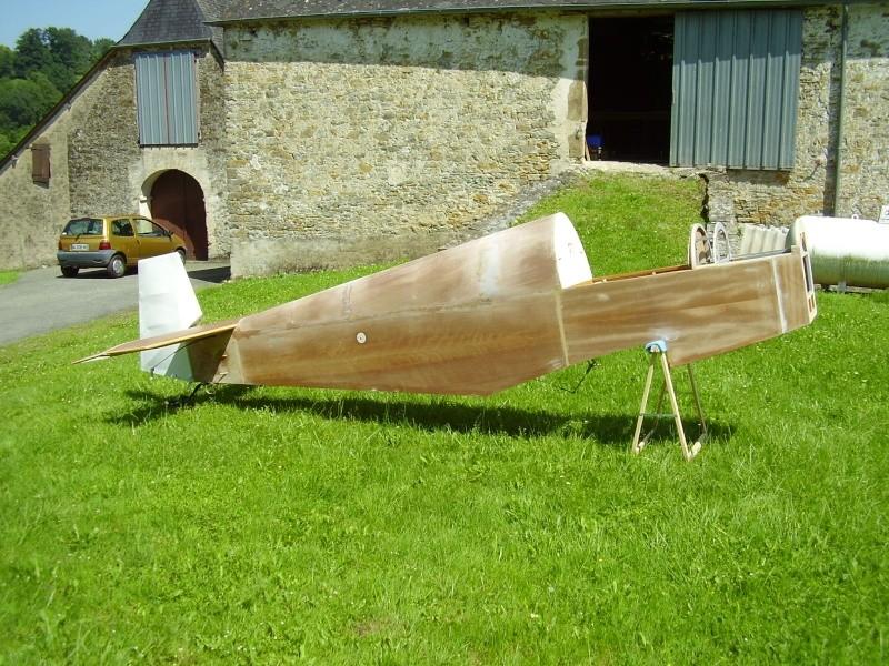 Je construits un avion dans mon garage... Atelie11