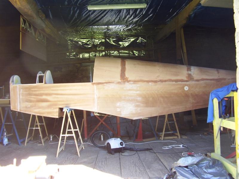 Je construits un avion dans mon garage... Fusela10