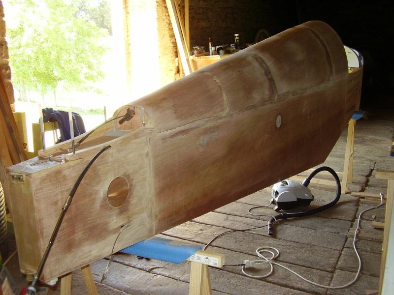 Je construits un avion dans mon garage... Fusela11