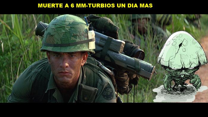 MUERTE A 6 MM - TURBIOS UN DIA MAS. Campo Biohazard 10/07/2011 Perfet10