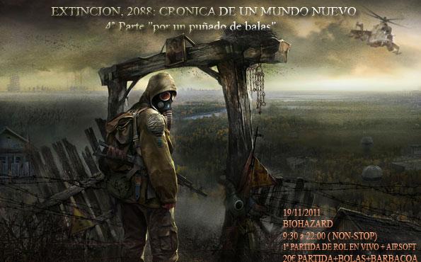 Partidas del 19 y 20 de Noviembre --BIOHAZARD-- Stalke11