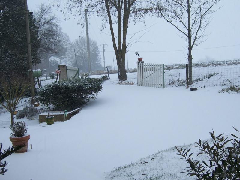Ca y'est il neige - Page 4 100_5414