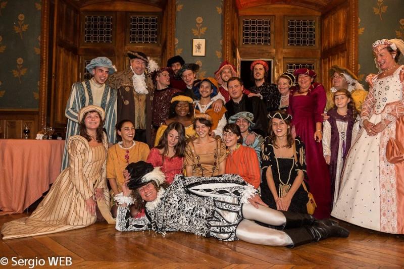 Bal Renaissance Chateau de  Courtanvaux le 20 Octobre 2012, les photos ! 37751210