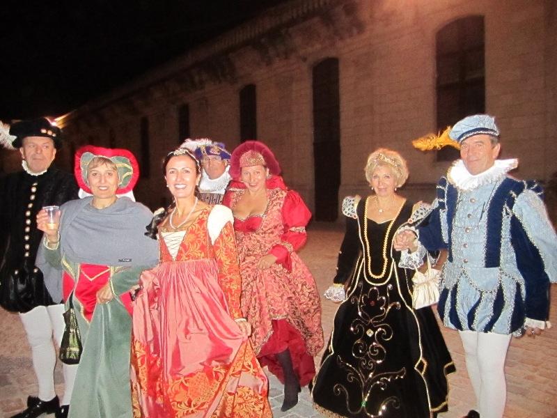 Balade du BDV à Blois , octobre 2011 Chambo36