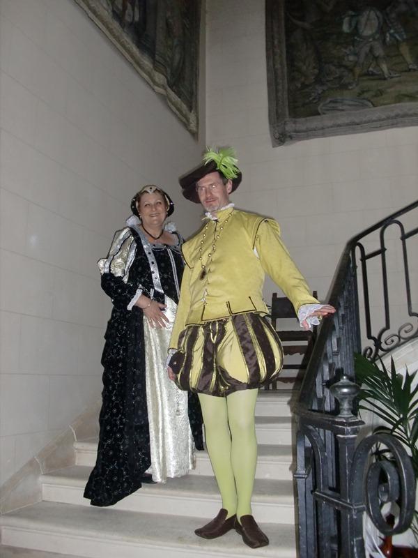 Bal Renaissance Chateau de  Courtanvaux le 20 Octobre 2012, les photos ! Cimg3615