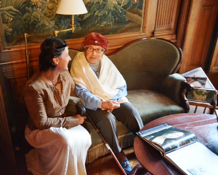 Bal Renaissance Chateau de  Courtanvaux le 20 Octobre 2012, les photos ! - Page 2 Dsc_1310