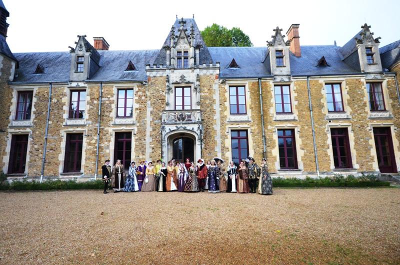Bal Renaissance Chateau de  Courtanvaux le 20 Octobre 2012, les photos ! - Page 2 Dsc_1311