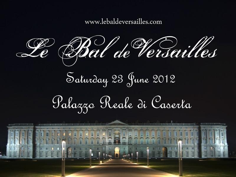 les affiches  du bal de  Versailles, depuis 2002 Invit213