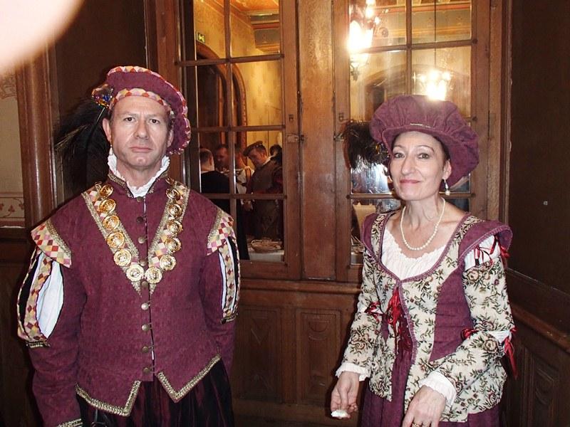 Bal Renaissance Chateau de  Courtanvaux le 20 Octobre 2012, les photos ! Pa200111