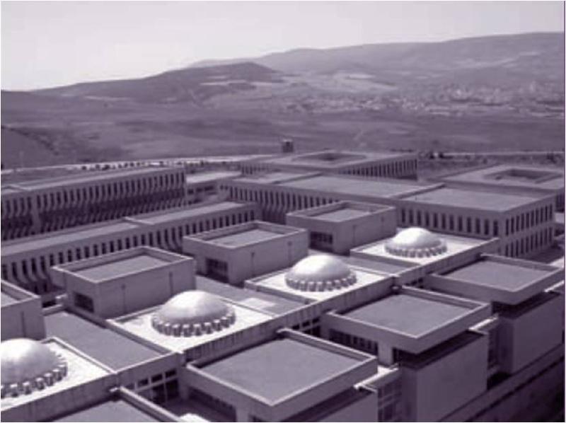 "L'institut d'architecture et d'urbanisme "" Zarzara"" Image310"